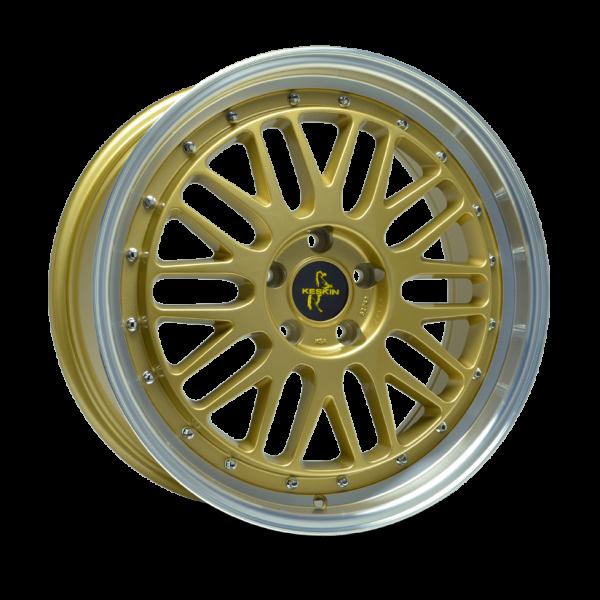 Keskin KT22 8,5x19 ET45 5x112 Gold