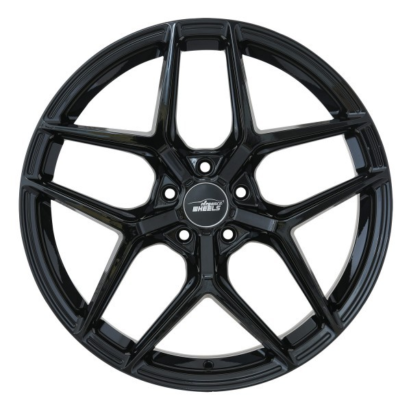FF 550 Concave 8,5x20 5x114,3 ET43 Highgloss Black