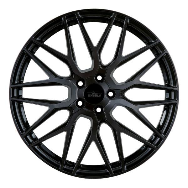 E 3 FF Concave 9,5x21 5x112 ET35 Highgloss Black