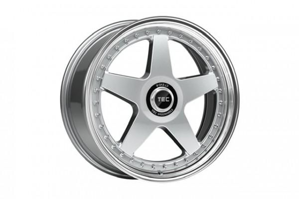 TEC GT EVO R 8,5x19 ET45 5x112 Silber