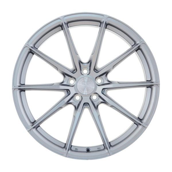 FF 440 Deep Concave 10,0x20 5x120 ET42 Hyper Silber
