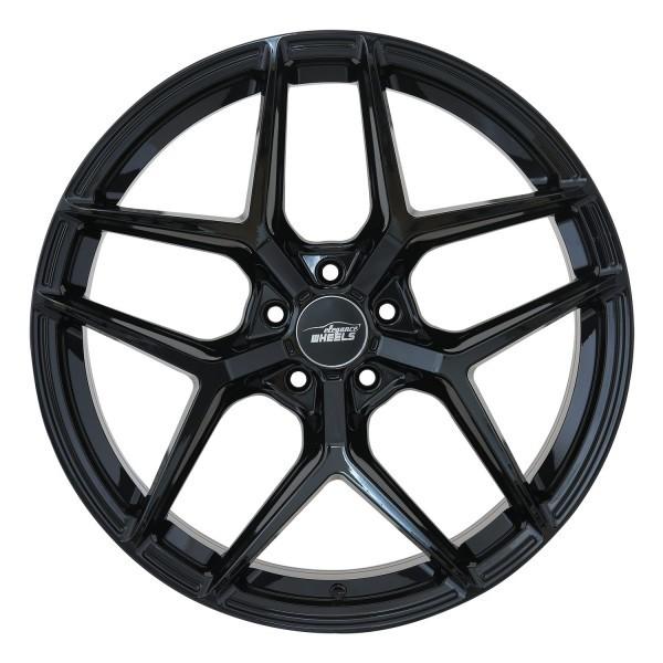 FF 550 Deep Concave 11,0x20 5x114,3 ET47 Highgloss Black
